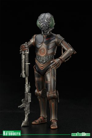 STAR WARS BOUNTY HUNTER 4-LOM ARTFX+