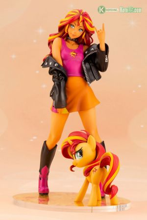 MY LITTLE PONY SUNSET SHIMMER BISHOUJO STATUE