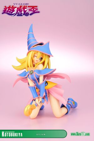 YU-GI-OH! ~ BLACK MAGICIAN GIRL ANI*STATUE (REISSUE)