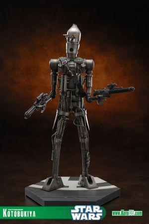 Star Wars IG-88 Artfx Statue