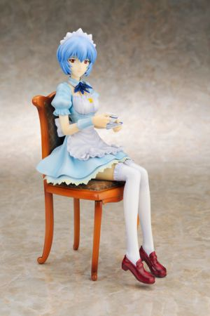Neon Genesis Evangelione Rei Ayanami Maid Special Edition Ani*Statue