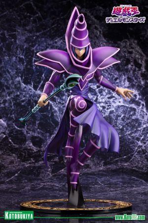 YU-GI-OH! ~ DARK MAGICIAN -DUEL WITH DESTINY- ARTFXJ STATUE