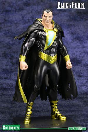 DC COMICS BLACK ADAM NEW 52 ARTFX+ STATUE