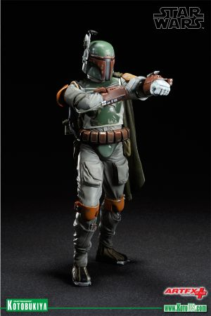 STAR WARS BOBA FETT RETURN OF THE JEDI VER. ARTFX+ STATUE