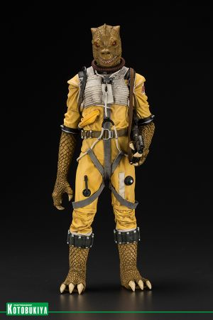 STAR WARS BOSSK BOUNTY HUNTER ARTFX+