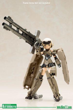 FRAME ARMS GIRL WEAPON SET 01