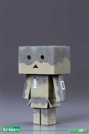 Yotsuba&! Danboard Mini Kow Yokoyama Ver. Plastic Model Kit