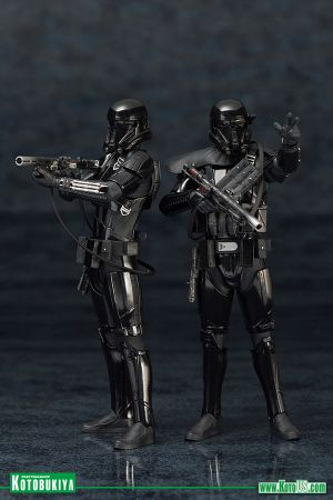 STAR WARS DEATH TROOPER TWO PACK ARTFX+ STATUES