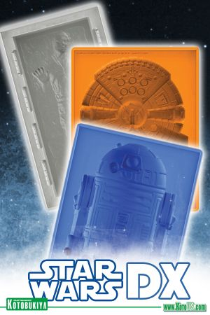 STAR WARS DX SILICONE TRAYS COMBO - SALE -