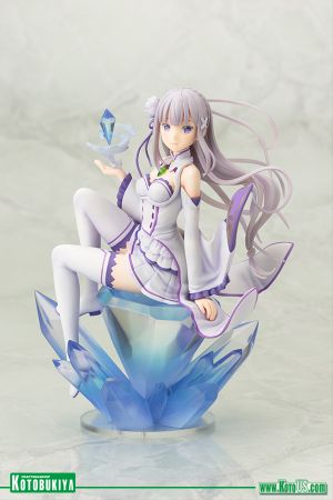 RE:ZERO -STARTING LIFE IN ANOTHER WORLD- EMILIA ANI STATUE [REPRODUCTION]