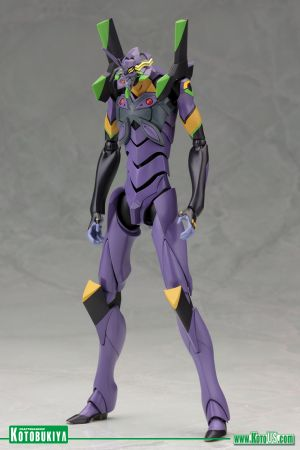 EVANGELION 3.0 YOU CAN (NOT) REDO ~ EVANGELION TEST TYPE 01 PLASTIC MODEL KIT [RE-SOLICITATION] 2021