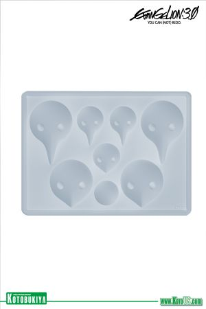 EVANGELION 4TH ANGEL SILICONE ICE TRAY