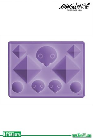 EVANGELION 5TH ANGEL & 6TH ANGEL SILICONE ICE TRAY