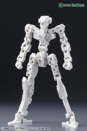 FRAME ARMS FRAME ARCHITECT TYPE-001 〈 OFF WHITE 〉 :RE2