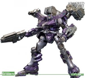 ARMORED CORE CR-C06U5 FASCINATER fine Scale Model Kit