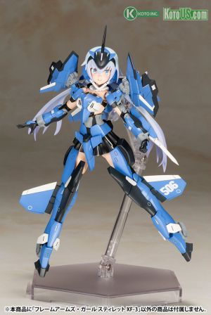 FRAME ARMS GIRL STYLET XF-3 MODEL KIT [2020]