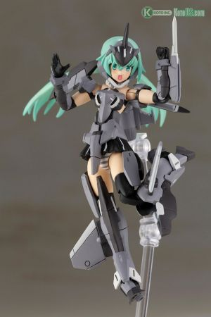 FRAME ARMS GIRL HANDSCALE STYLET XF-3 Low Visibility Ver. With Bonus Parts