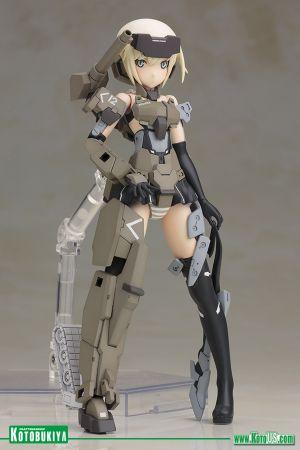KOTOBUKIYA FRAME ARMS GIRL GOURAI PLASTIC MODEL KIT