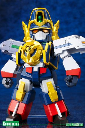 The Brave Express Might Gaine Might Gaine D-STYLE MODEL KIT