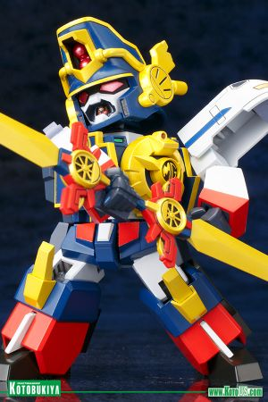 The Brave Express Might Gaine D-STYLE Might Gaine FINAL EPISODE Ver.