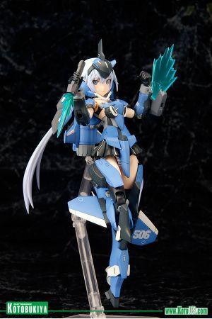 FRAME ARMS GIRL: WEAPON SET 2 PLASTIC MODEL KIT