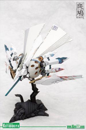 IKARUGA ~ GINKEI PLASTIC MODEL KIT