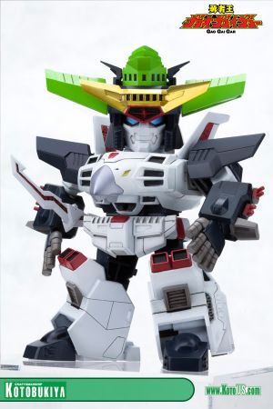 BRAVE KING GAO GAI GAR ~ KING J-DER D-STYLE MODEL KIT