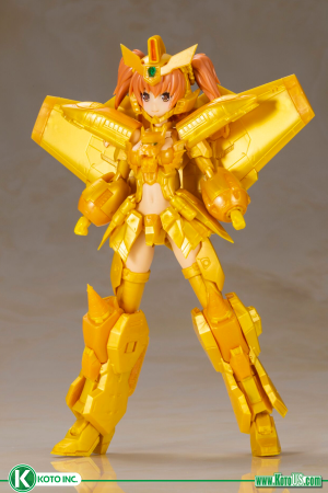 CROSSFRAME GIRL GAOGAIGAR GOLD Ver.