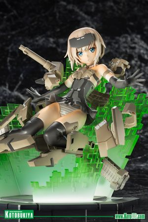 FRAME ARMS GIRLS GOURAI ‐SESSION GO!!‐ :RE  ANI STATUE