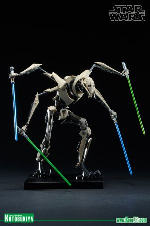 STAR WARS GENERAL GRIEVOUS ARTFX+ STATUE