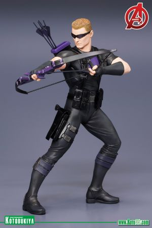 MARVEL HAWKEYE AVENGERS NOW ARTFX+