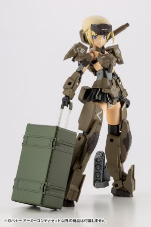 HEXA GEAR ARMY CONTAINER SET