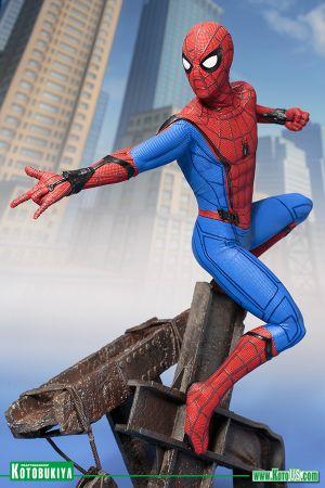 SPIDER-MAN: HOMECOMING MOVIE SPIDER-MAN ARTFX STATUE