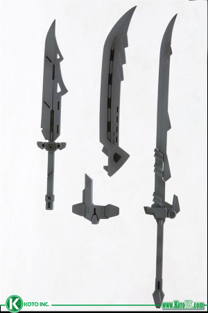 WEAPON UNIT MW14R SAMURAI SWORD 2
