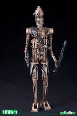 STAR WARS BOUNTY HUNTER IG-88 ARTFX+