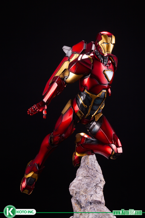 MARVEL IRON MAN ARTFX PREMIER  - LIMITED QUANTITIES