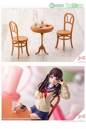 SOUSAI SHOJO TEIEN AFTER SCHOOL CAFE TABLE