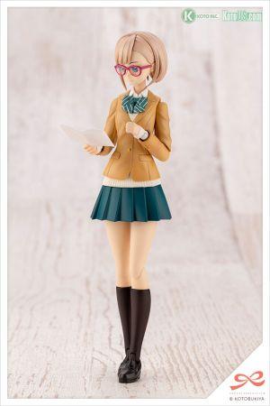 SOUSAISHOJOTEIEN KOYOMI TAKANASHI 【 RYOBU HIGH SCHOOL WINTER CLOTHES 】 DREAMING STYLE CLASSICAL IV