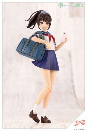 MADOKA YUKI 【 TOUOU HIGH SCHOOL SUMMER CLOTHES 】
