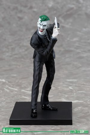 DC COMICS JOKER NEW 52 ARTFX+