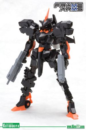KOTOBUKIYA FRAME ARMS SA-17S KHANJAR RENEWAL VERSION PLASTIC MODEL KIT