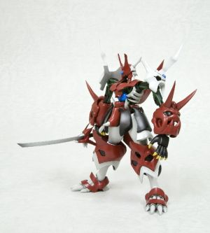 Super Robot Taisen Og -Original Generation- Person-Lichkeit 1/144  Scale Fine Scale Model Kit