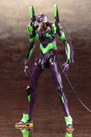 EVANGELION:3.0 YOU CAN (NOT) REDO. TYPE 01 NIGHT COMBAT VERSION MODEL KIT