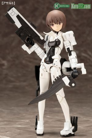 MEGAMI DEVICE WISM SOLDIER ASSAULT SCOUT MODEL KIT [2020]