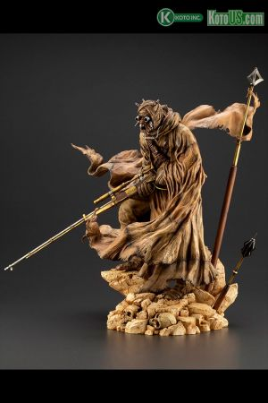 STAR WARS : A NEW HOPE - Artist Series Tusken Raider Barbaric Desert Tribe ARTFX