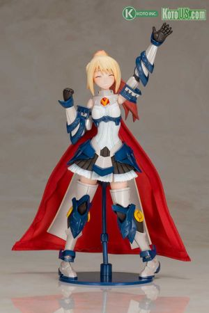 KARINA  MIKAZUKI  LBCS:ACHILLES  MODEL  KIT [RE SOLICITATION]