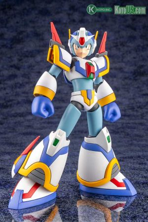 MEGA MAN X FORCE ARMOR