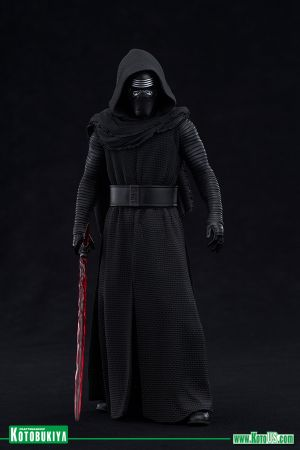 Star Wars The Force Awakens Version Kylo Ren ARTFX+ Statue