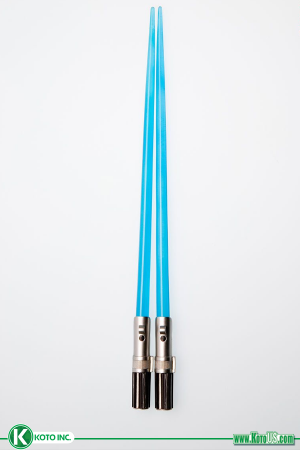 STAR WARS LUKE SKYWALKER LIGHTSABER CHOPSTICKS (RENEWAL)