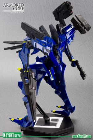ARMORED CORE OMER TYPE LYLE PROJECT MAGNUS MODEL KIT